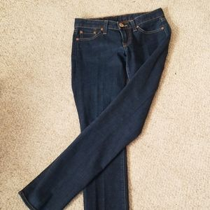 Lucky Brand Jeans - Lucky Brand Lola Straight Denim Size 2/26